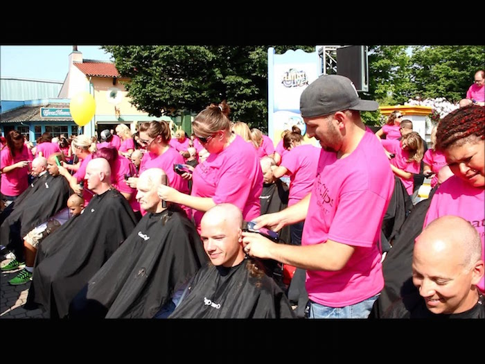 king-island-world-record-head-shaving