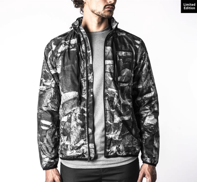 SQD Athletica windbreaker