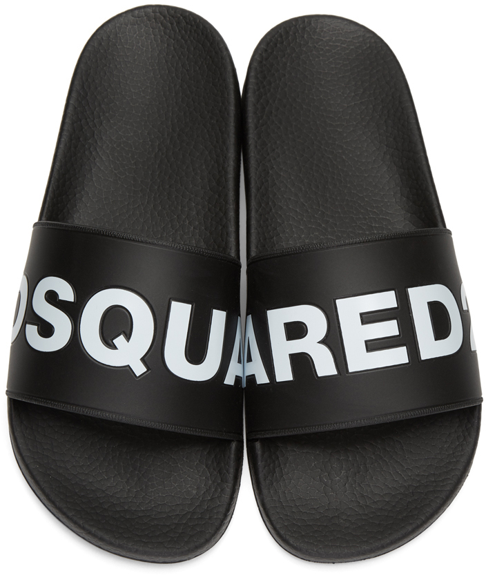 Dsquared2's Logo Slide