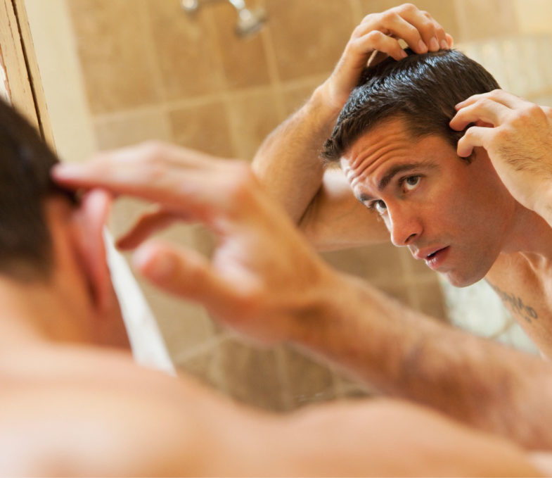 Does you scalp itch?