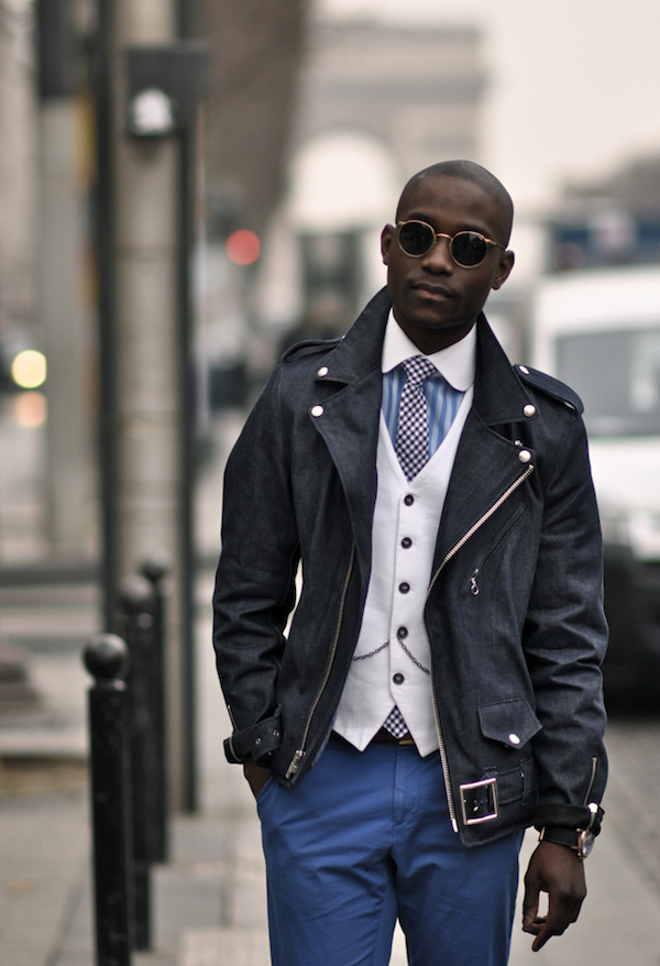 How To Dress Like A French Man Menstylepower