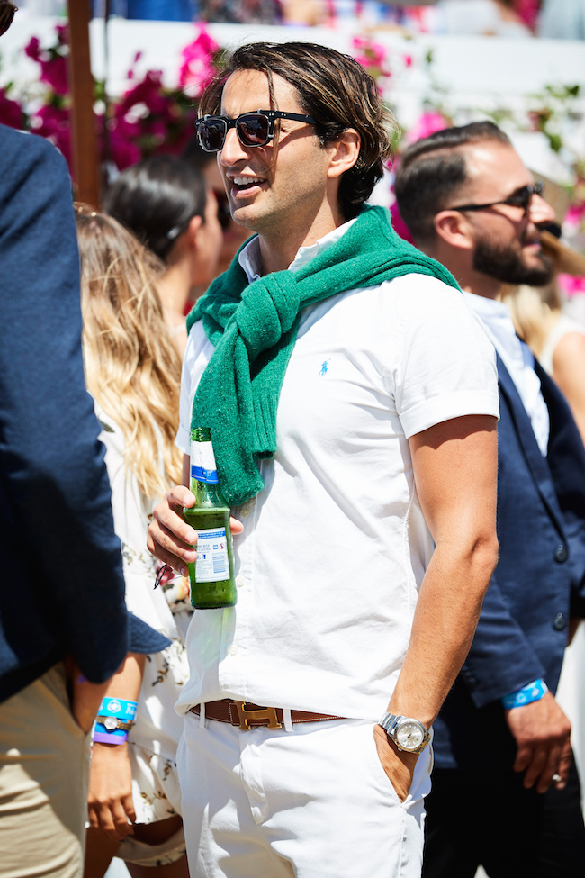 94fad7ff24 Portsea Polo by the Sea x Peroni – MENSTYLEPOWER